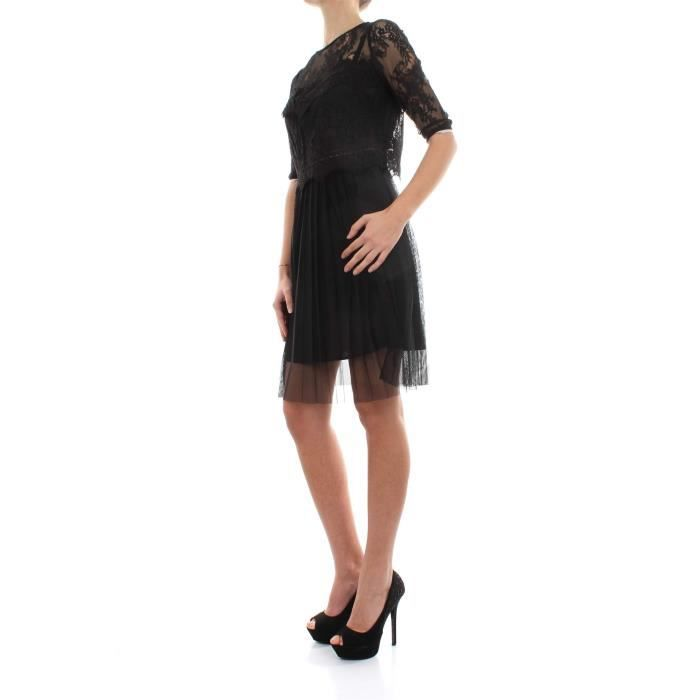 GUESS ROBE Femme Nero, S