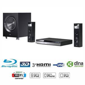 Ensemble home cinéma LG BH9220C Home cinéma 2.1 Blu-ray 3D