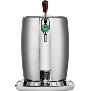 MACHINE A BIÈRE  KRUPS - Beertender silver-machine à bière - VB320E