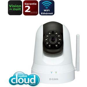 CAMÉRA IP D-Link DCS-5020L security cameras - Connecté