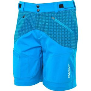 CYCLISTE DE RUNNING SCRAPPER Short cycliste - Homme - Bleu