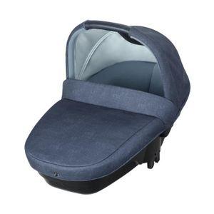 BEBE CONFORT Nacelle Amber sécurité auto Groupe 0 - Nomad Blue