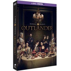 DVD SÉRIE DVD Outlander - Saison 2