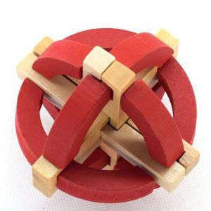 CASSE-TÊTE De nouveaux jouets en bois 3D QI adultes Casse-têt