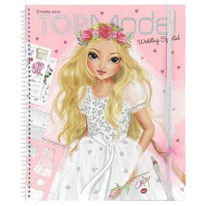 Album coloriages achat vente album coloriages pas cher - Album de coloriage top model ...
