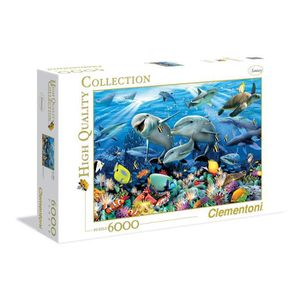 PUZZLE Clementoni 36521.0 - 6000 Pieces High Quality Coll