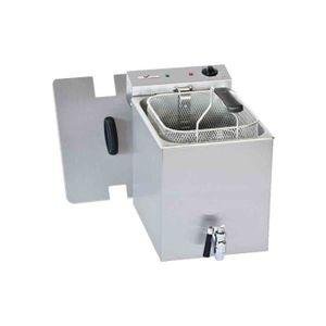 FRITEUSE ELECTRIQUE Friteuse électrique 8 litres avec vidange