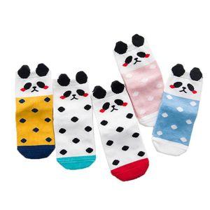 SÈCHE-CHAUSSURES 5 Paires Chaussettes Animaux Bébé Enfant Coton Mél