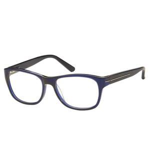 Montures de Lunettes de vue Bleu - Achat   Vente pas cher - Cdiscount 52ae1af02fd3