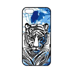 COQUE - BUMPER Coque Apple iPhone 5 5S SE silicone tigre 128 Go f 00f32494a4d2