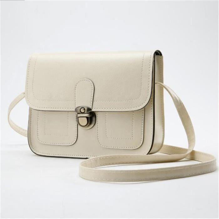 Handtasche Aus Leder Günstig Weißem Kaufen rHrOnP1cT