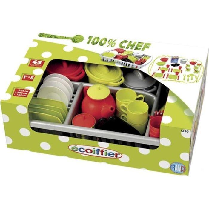 Dinette ecoiffier achat vente jeux et jouets pas chers - Cuisine ecoiffier 18 mois ...
