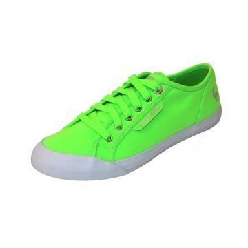 pas mal 8ea86 26e8c DEAUVILLE PLUS - Chaussures Femm... Vert Vert - Achat ...