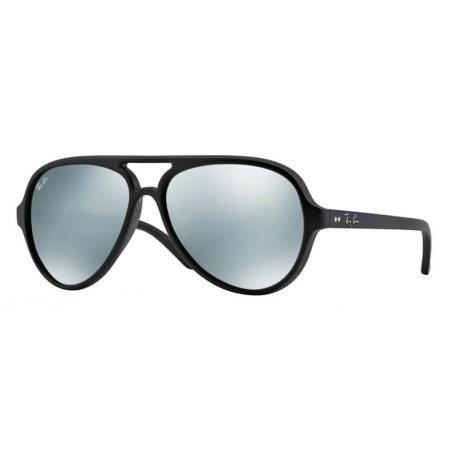 Achetez Lunettes de soleil Ray-Ban HommeCATS 5000 RB4125601S30 Noire