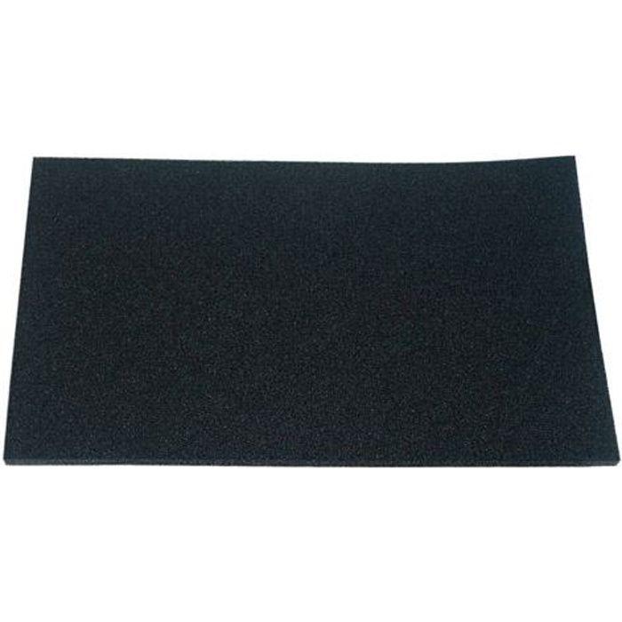 FILTRE POUR HOTTE Filtre a charbon 470 x 570 a decouper
