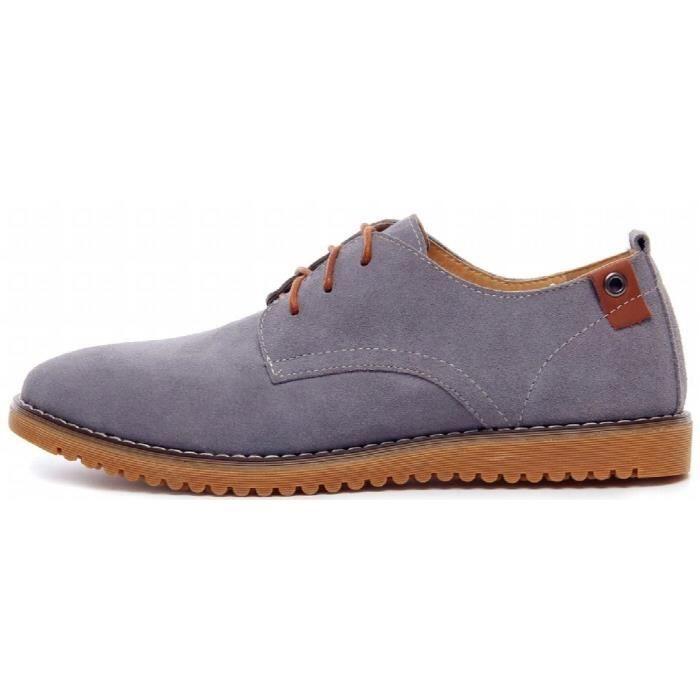 Cuir Oxford chaussures HU6OD Taille-38 U4gEOO4E