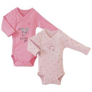 Body bébé fille - Achat   Vente Body bébé fille pas cher - Cdiscount 7f192b85c66