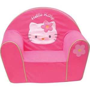 HELLO KITTY Fauteuil Club - Rose