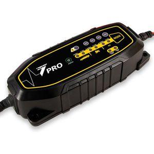 CHARGEUR DE BATTERIE AUTO7 Chargeur de batterie 100% automatique 3.8A 6