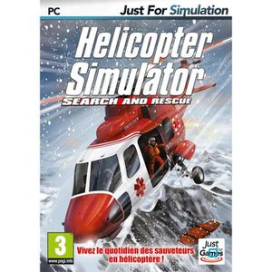 JEU PC Helicopter Simulator Search and Rescue Jeu PC