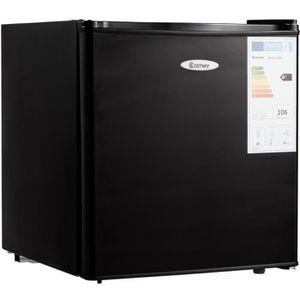RÉFRIGÉRATEUR CLASSIQUE Mini Réfrigérateur Silencieux 48L Table Top Intégr