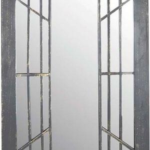 Miroir design rectangulaire achat vente miroir design rectangulaire pas cher cdiscount - Miroir trompe l oeil ...
