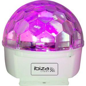 PACK LUMIÈRE IBIZA LIGHT ASTRO-9C-RC Effet de lumière astro à 9