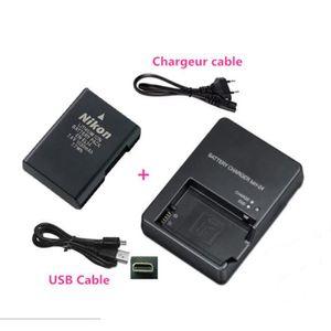 chargeur batterie nikon d3200