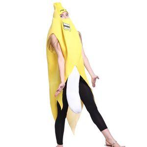 DÉGUISEMENT - PANOPLIE Tenue Costume de Deguisement Banane 3D Enterrement