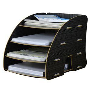 rangement papier bureau achat vente rangement papier bureau pas cher soldes d s le 10. Black Bedroom Furniture Sets. Home Design Ideas