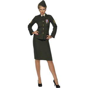 Femme Officier Deguisement Vente Pas Achat Cher 3LRjq54A