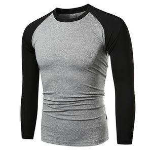 T-shirt Yangfan homme - Achat   Vente T-shirt Yangfan Homme pas cher ... 11216038bbf