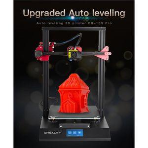 e708b5f2db70b Creality3D CR-10S Pro Imprimante 3D Imprimante 300x300x400mm Écran LCD  Tactile Auto-Nivellement Précision