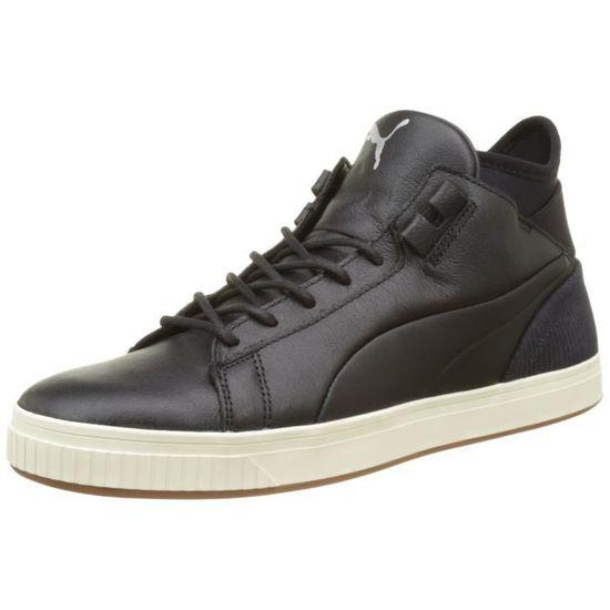 Puma Jouer Citi Baskets basse-top Taille-37 des adultes unisexes 1NLPL0 Taille-37 basse-top 1-2 Noir Noir - Achat / Vente basket fe5f42