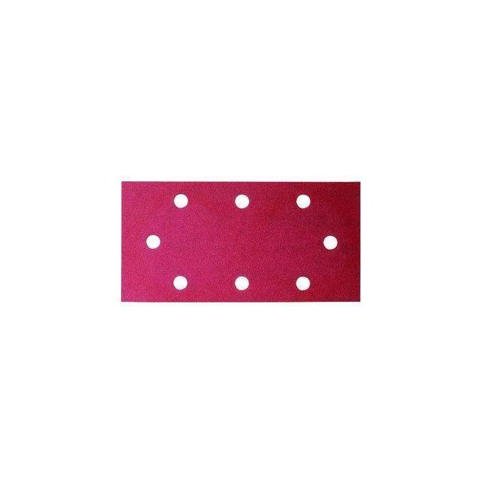 BOSCH Accessoires - abr. vibr. b&d auto -agrippant 93x230/g180/8trous