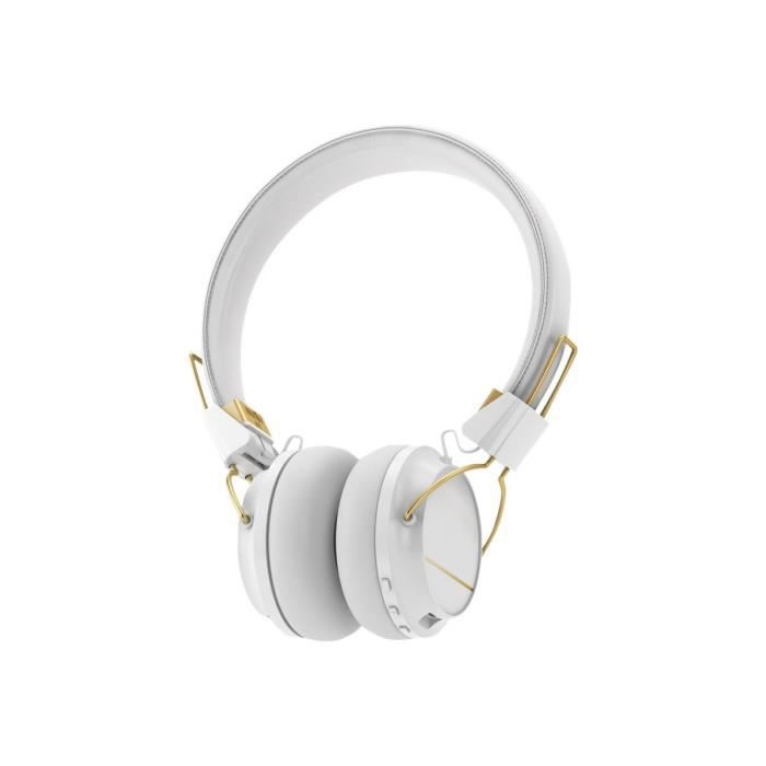 CASQUE - ÉCOUTEURS Sudio REGENT Casque sur-oreille Bluetooth sans fil