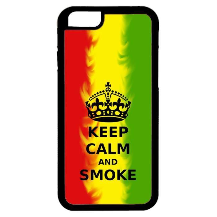 coque iphone 6 smoke