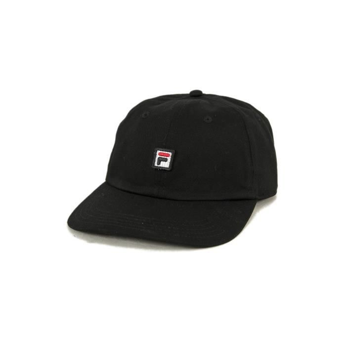 casquettes fila 686004 dad noir