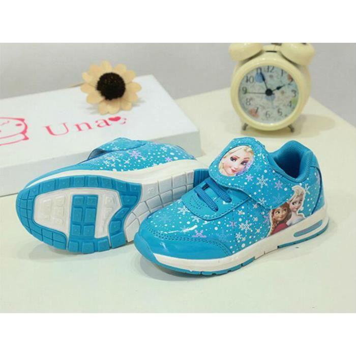 Snow enfants Queen 2016 Anna tanches Elsa filles pour Chaussures les filles de espadrilles espadrilles chaussures enfants Chaussures 1n1WTY8z