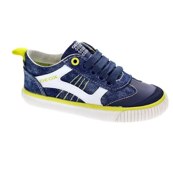 Chaussures Geox Garçon modèle Kiwi Boy