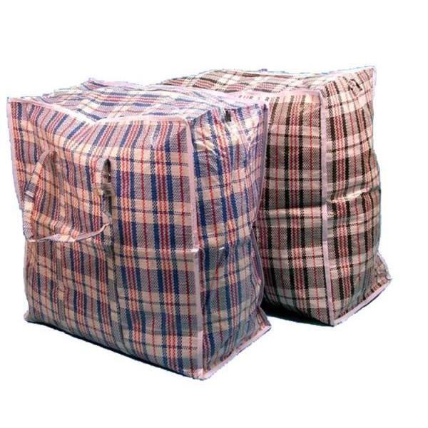 solide sac de courses rangement linge bagage r utilisable avec fermeture clair achat vente. Black Bedroom Furniture Sets. Home Design Ideas