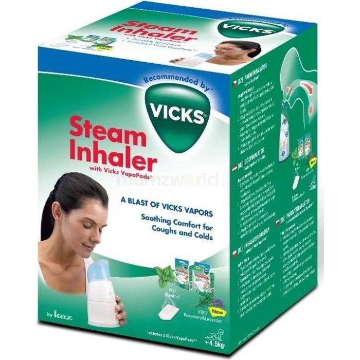 vicks inhalateur vapeur achat vente rhume toux gorge vicks inhalateur vapeur cdiscount. Black Bedroom Furniture Sets. Home Design Ideas