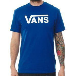 tee shirt vans bleu