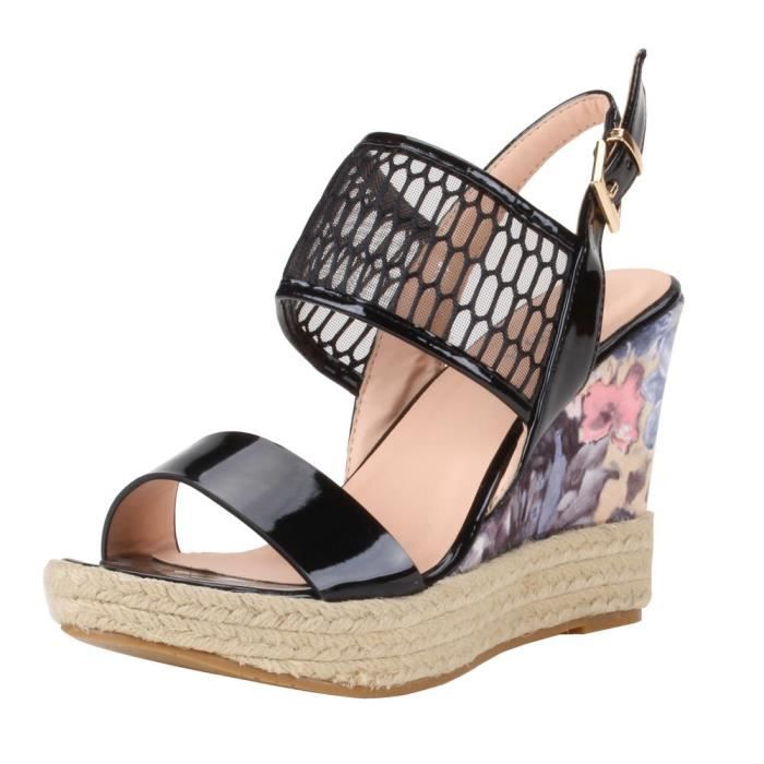 Chaussures femmes sandales Strappy Escarpins