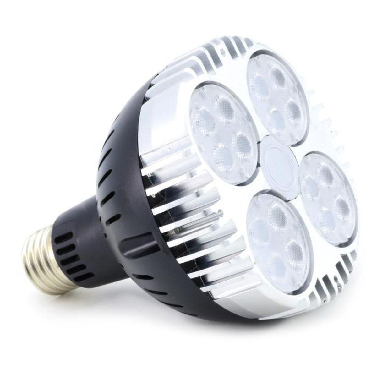 excellent eclairage horticole spectrabulb x lampe de culture led pour croiss with ampoule. Black Bedroom Furniture Sets. Home Design Ideas