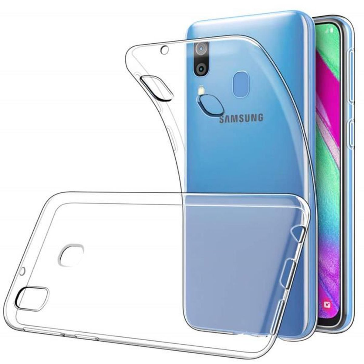 coque samsung s8 fermeture magnetique girly