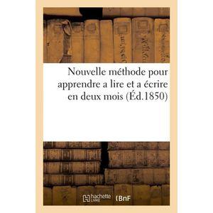 e4cce394f07 LIVRE LANGUE FRANÇAISE Nouvelle méthode pour apprendre a lire et a écrire