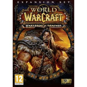 JEU PC World of Warcraft: Warlords of Draenor (PC-Mac) [U