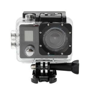 CAMÉRA SPORT Caméscope imperméable 4K Wifi HD 1080P d'action de