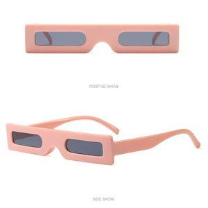 c42069cfbfe4 LUNETTES DE SOLEIL Vintage lunettes de soleil rectangulaires rétro lu ...